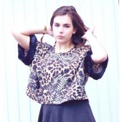 Hermine léopard